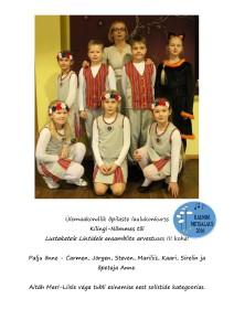 Ülemaakondlik õpilaste laulukonkurss Kaunim metsalaul tänu 2016-page-0